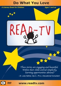 Read TV DVD Cover