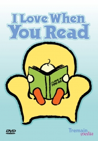 I Love When You Read Cover